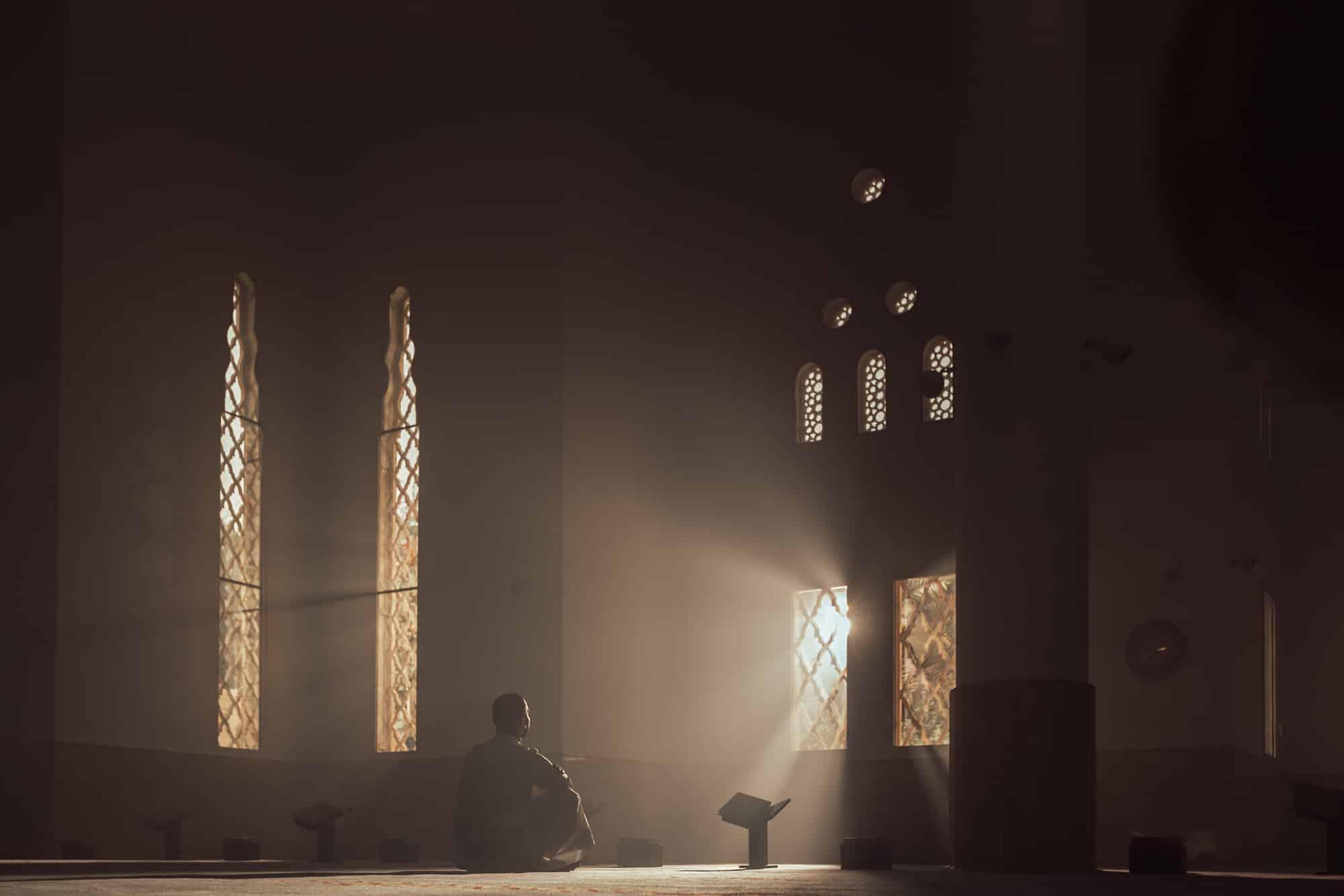 La méditation dans l'épreuve en Islam par Cheikh Mohamed Hendaz