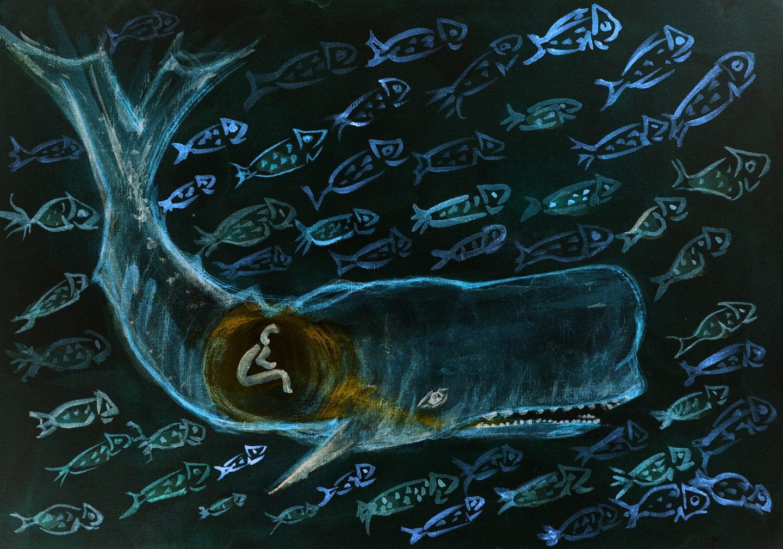 L'invocation de jonas - yunus - dans le ventre de la baleine par cheikh Mohamed Hendaz