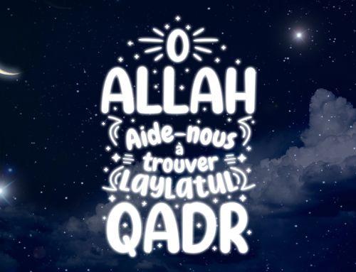 Programme nuit du destin Lailatou Qadr